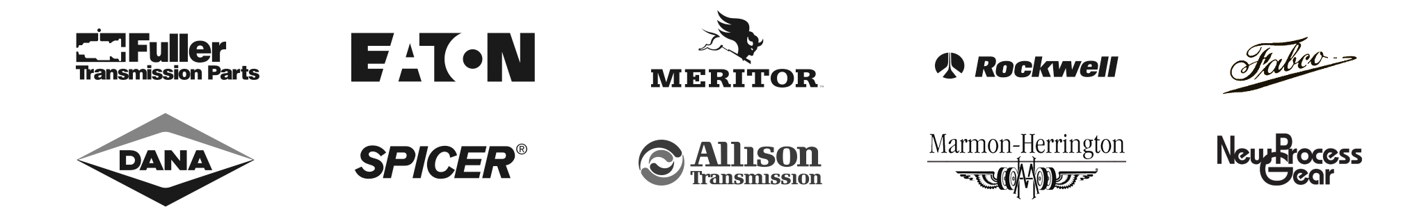 Meritor and Eaton Authorized Rebuilders - Truck Gears Inc
